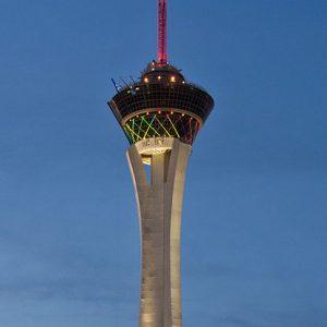 Stratosphere (Estratosfera) Torre de observación